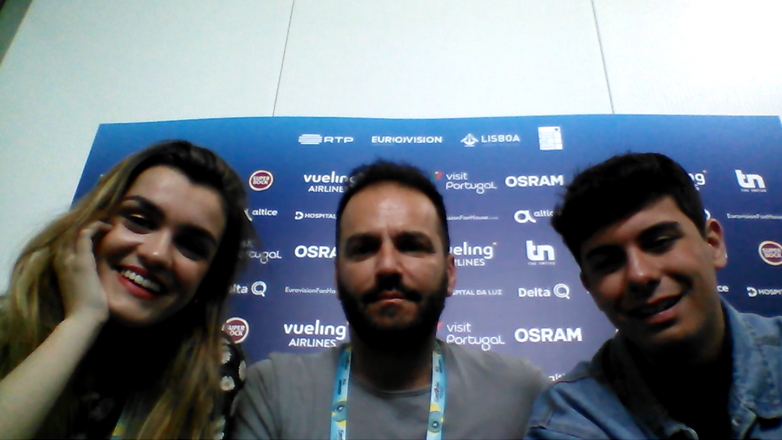 Sotiris meets Alfred & Amaia (video interview)