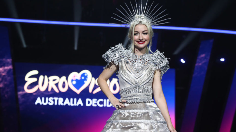 Australia: Kate Miller Heidke with